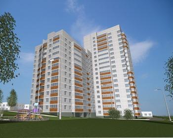 СТИМ, Ижевск. Многоквартирный жилой дом в Ленинском районе г. Ижевска